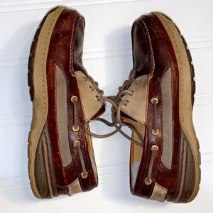 Vintage Sperry Top Slider ~ Gold Cup Collection
